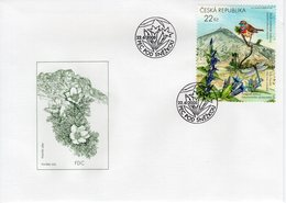 CZECH REPUBLIC  -  2005 Protected Flora And Fauna Of The Sudetes   FDC5821 - FDC