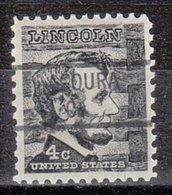 USA Precancel Vorausentwertung Preo, Locals California, Agoura 841 - Etats-Unis