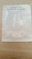 Custinne. Houyet. Comté De Namur, Chevetogne, Ciergnon, Carte De Cabinet Des Pays-Bas Autrichiens. Ferraris.1965 - Non Classés