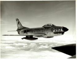 SABRE  F86       +-  23 * 17 CM - Aviación