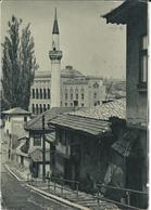 Bosnia And Herzegovina Sarajevo Mosque.Islam Monument.USED POSTCARD - Bosnia Erzegovina