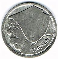Allemagne - Nécessité - AACHEN 1 Öcher Grosche 1920 - Monétaires/De Nécessité