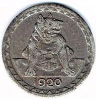 Allemagne - Nécessité - AACHEN - 25 Pfennig 1920 - Monétaires/De Nécessité