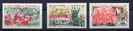 Serie Nº 395/7  Saint Pierre Et Miquelon - Nuevos