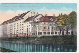 LJUBLJANA CUKRARNA LAIBACH ZUCKERFABRIK K.U.K. RESERVESPITAL NO.8 - Slovenië
