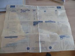Grande Pub + De 2 XA3 2ème Page U Livre D'or Des Tableaux Maximes - Imprimerie & Papeterie