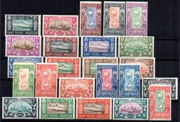 Serie Nº 136/59 Saint Pierre Et Miquelon - St.Pedro Y Miquelon