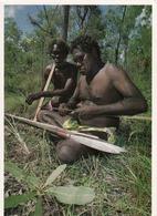 "Australia > Aborigines, Making A ""killer Spear"", Unused, Mint - Aborigènes"