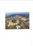 POSTCARD WORLD STADIUM  BRAZZAVILLE REP. OF CONGO  THE MUNICIPAL STADIUM - Soccer