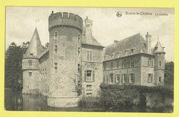 * Braine Le Chateau - Kasteelbrakel (Waals Brabant) * (Nels, Edition Mary) Le Chateau, Kasteel, Castle, Schloss - Braine-le-Château