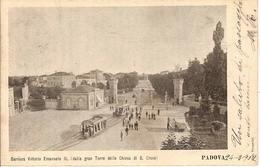 (C).Padova.Barriera V.E.II..Tram A Cavalli.F.to Piccolo.Viaggiata  (c17) - Padova (Padua)