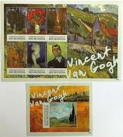# Micronesia 2015**SH.+SS.1526 Painting-Vincent Van Gogh , MNH [18;39] - Altri