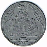 Allemagne - Nécessité - FULDA - 10 Pfennig 1917 - Monétaires/De Nécessité