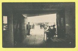 * Knokke - Knocke (Kust - Littoral) * (Comptoir Artistique, Nelson) Batterie Wilhelm II, Tunnel, Armée, Army, Soldat TOP - Knokke