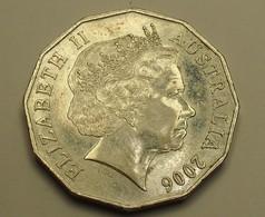2006 - Australie - Australia - 50 CENTS, Elizabeth II, KM 404 - Monnaie Décimale (1966-...)