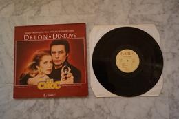 PHILIPPE SARDE .LE CHOC  LP  DU FILM DE 1980 ALAIN DELON CATHERINE DENEUVE VALEUR + - Soundtracks, Film Music
