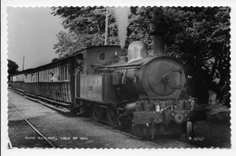 Manx Railway, Isle Of Man - Valentine R.4841 - Isle Of Man