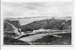 View From Balla-Cregga, Port Soderick, Isle Of Man - Valentine R.4819 - Isle Of Man