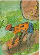 Africa Ghana Bildenausbildungsfarm In Westafrika Farmer Verlag Christoffel Blindenmission Bensheim Unused - Ghana - Gold Coast