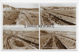 Douglas Isle Of Man - Valentine R.2209 - Isle Of Man