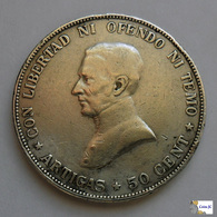 Uruguay - 50 Centavos - 1917 - Uruguay