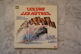 FRANCIS LAI MICHEL LEGRAND LES UNS ET LES AUTRES 2XLP  DU FILM 1981 NICOLE CROISILLE - Soundtracks, Film Music