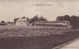 Bréval : Le Hamel - Francia