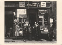 NEW YORK Candy Store Pitt Street Photographe WALTER ROSENBLUM 36k - NY - New York