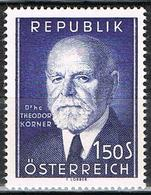AUTRICHE 819** - 1945-60 Unused Stamps