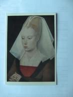 Engeland England London National Gallery Rogier Van Der Weyden Portrait Of A Lady - Londen
