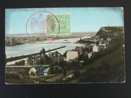 Carte Postale Postcard Cachet Postmark Pologne Poland 1912 - Covers & Documents