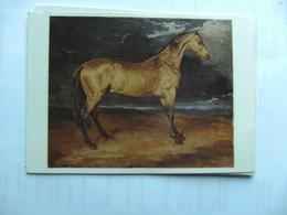 Engeland England London National Gallery Gericault A Horse Frightened By Lightning - Londen