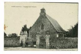 Ligné - Chapelle Saint Mathurin (animation) Pas Circulé - Ligné