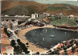 CP Espagne - PORT-BOU - Vista General De La Playa - N° 147 -  Color, Viajado - Gerona
