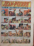 BD - JEAN PIERRE N°112 (30 Mai 1940) Electropolis Pellos - Chasseurs Du Congo - Other Magazines
