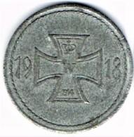 Allemagne - Nécessité - KUNZELSAU - 10 Pfennig 1918 - Monétaires/De Nécessité