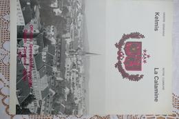 Unsere Gemeinde, KELMIS, La Calamine, Gemeindemitteilungsblatt 1982  -  36 Seiten - Revues & Journaux