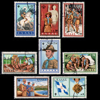 GREECE 1960 - Set Used - Grèce
