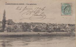 Carrières-sous-Poissy : Carrières-St-Denis - Vue Générale - Carrieres Sous Poissy