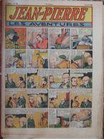 BD - JEAN PIERRE N°106 (18 Avril 1940) Electropolis Pellos - Chasseurs Du Congo - Other Magazines
