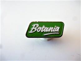 PINS BOTANIA  PLANTES / 33NAT - Badges