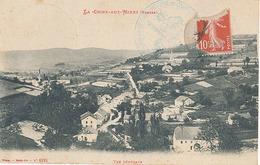 LA CROIX AUX MINES - N° 8355 - VUE GENERALE ( AVEC CACHET MILITAIRE HOPITAL DE CAMPAGNE N° 22) - France