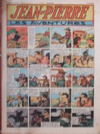 BD - JEAN PIERRE N°111 (23 Mai 1940) Electropolis Pellos - Chasseurs Du Congo - Other Magazines