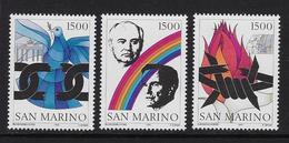 Europa Gebieden - Saint-Marin