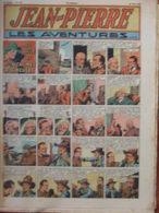 BD - JEAN PIERRE N°110 (16 Mai 1940) Electropolis Pellos - Chasseurs Du Congo - Other Magazines