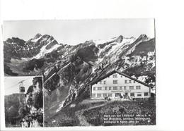 21277 - Berggasthaus Ebenalp Luftseilbahn ( Format 10 X 15 ) - SG St. Gall