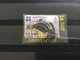 Sierra Leone - 60 Jaar Brits Consulaat (500) 2004 - Sierra Leone (1961-...)