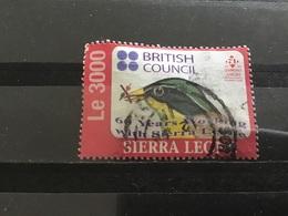Sierra Leone - 60 Jaar Brits Consulaat (3000) 2004 - Sierra Leone (1961-...)