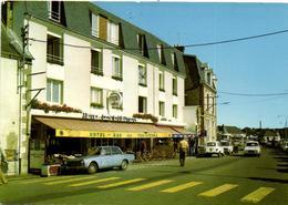 1 Cpsm Paimpol - Bar Hôtel Des Chalutiers - Paimpol