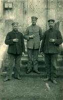 """Soldats Guebwillerois Carte Photo Avec Affranchissement """"HAMPONT"""" ? Moselle - Otros"""